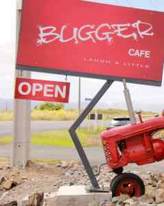 Bugger Cafe - On the way to Coromandel
